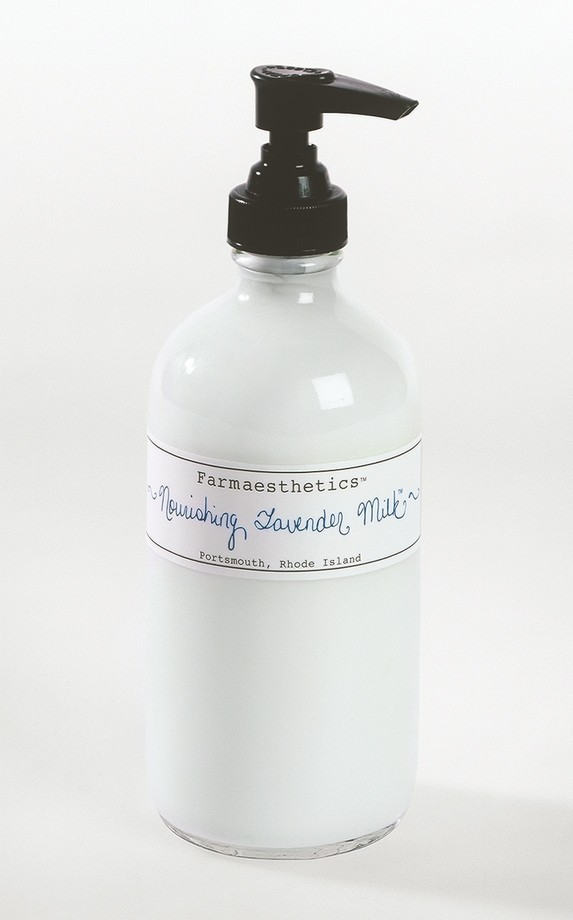Farmaesthetics Nourishing Lavender Milk