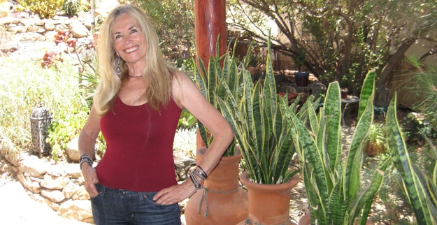 Mimi Kirk defys aging with a vegan wholefood diet and positive outlook.