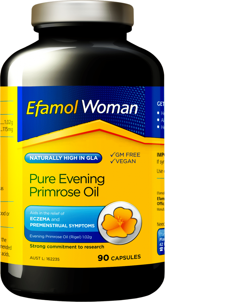 EFA Woman Pure EPO 90 Caps