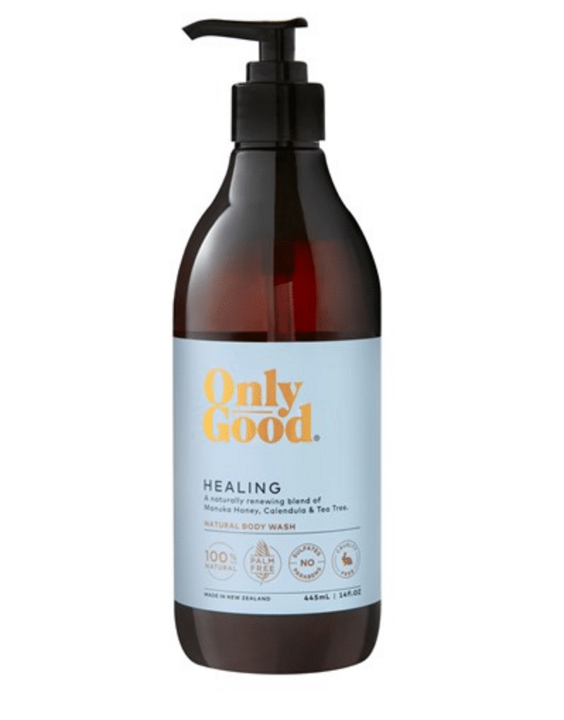 only good body wash