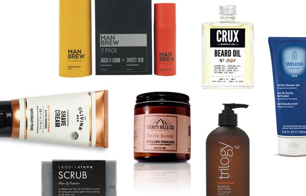 7 Best Men S Grooming Products Eco Beauty Editor