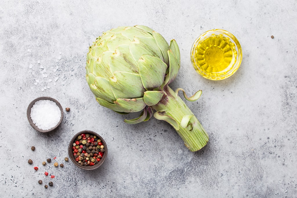 Artichoke benefits are many. Learning to prepare them properly will reap big health benefits.